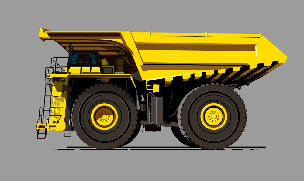 vehicle vector illustration