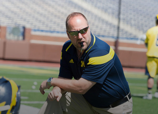 John Paul   Program Advisor / Recruiting Coordinator  Head Coach: PLL Team Atlas - 2019 - Present  University of Michigan - Head Coach - 1997-2017  3x MCLA National Champion  11x CCLA Conference Champion  Guided UM program to NCAA D1 status (2012)