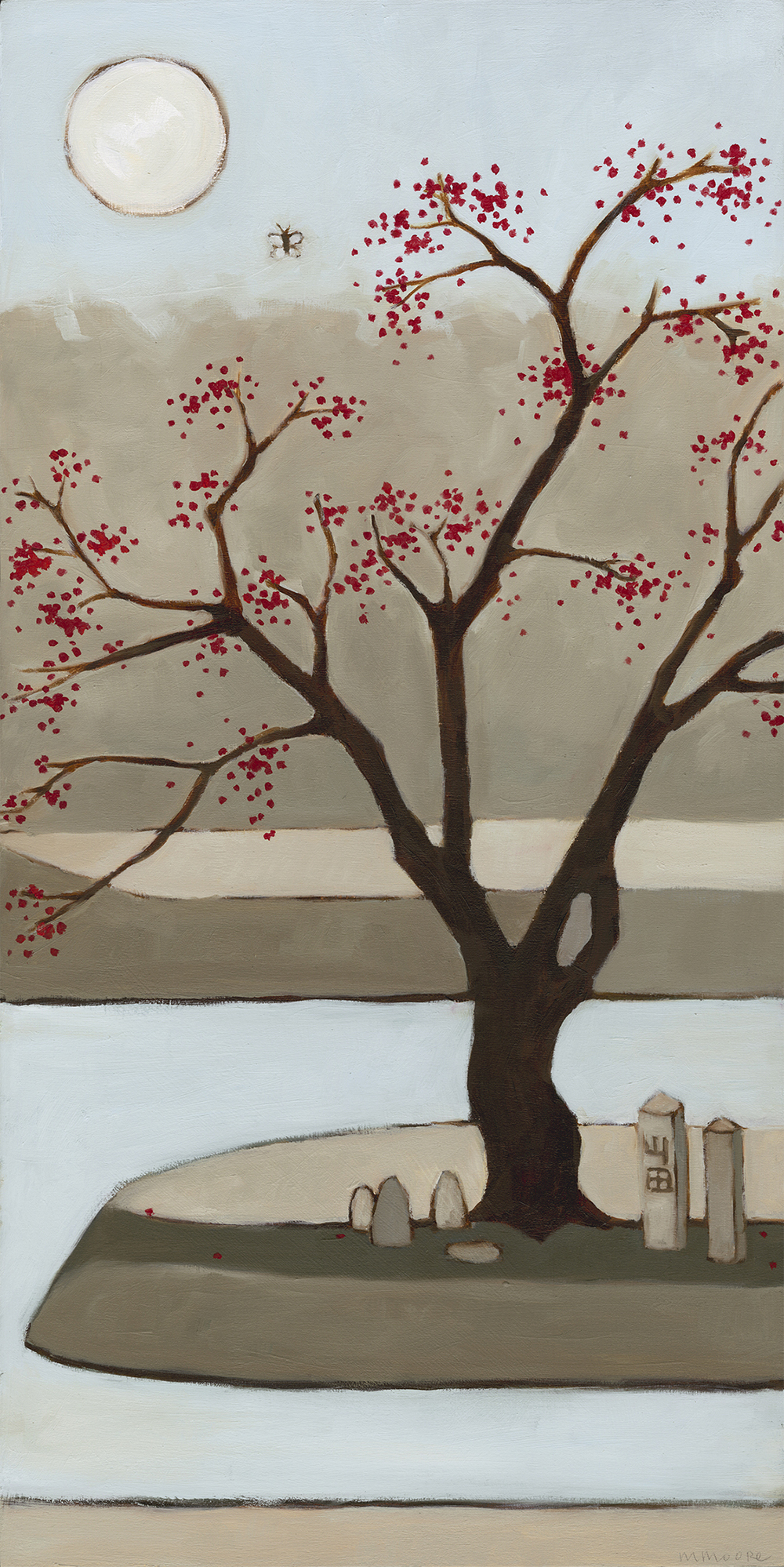 Cherry Tree, Winter
