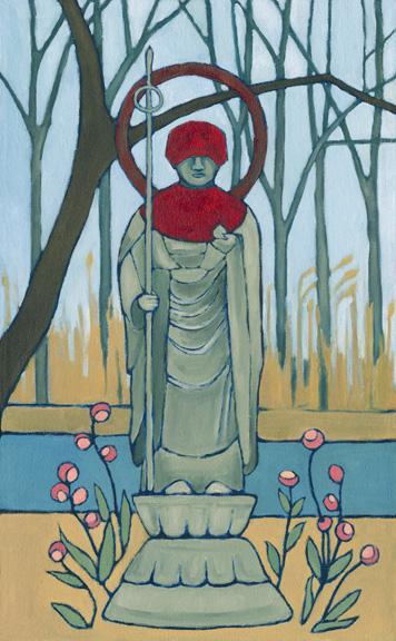 Jizo, Protector of the Unborn