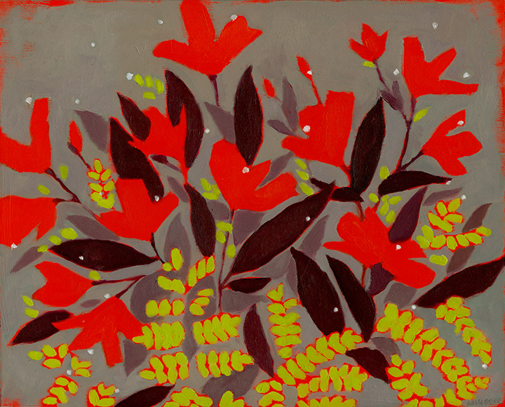 Begonias & Ferns III