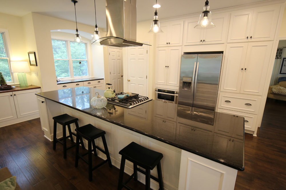 Grayson kitchen- Halcyon Contracting