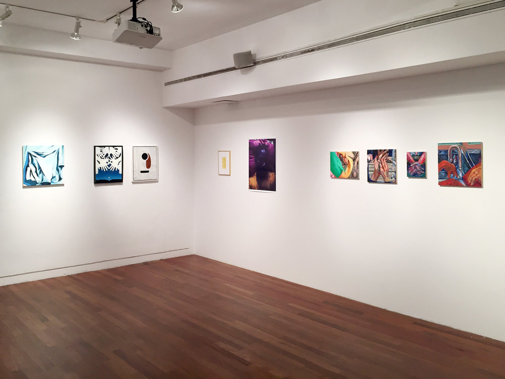 No Regrets , 2016, Installation view
