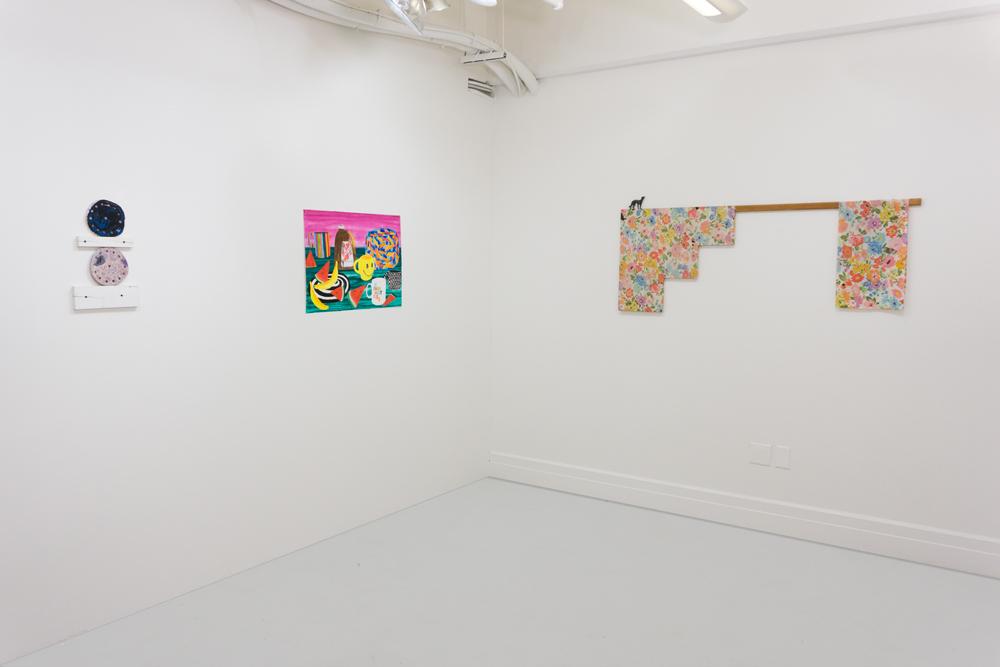 Pattern Interrupt, 2017, Installation view, AGENCY