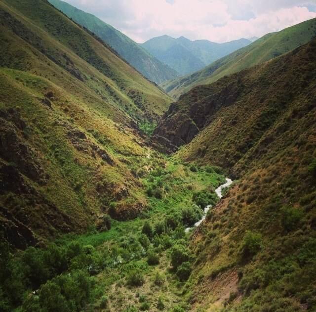 Kyrgyz commute