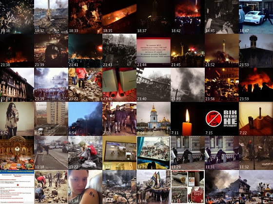 The Entitled & The Everyday: 144 Hours in Kiev