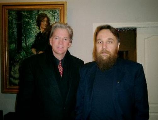 David Duke and Alexander Dugin, pallin' around.