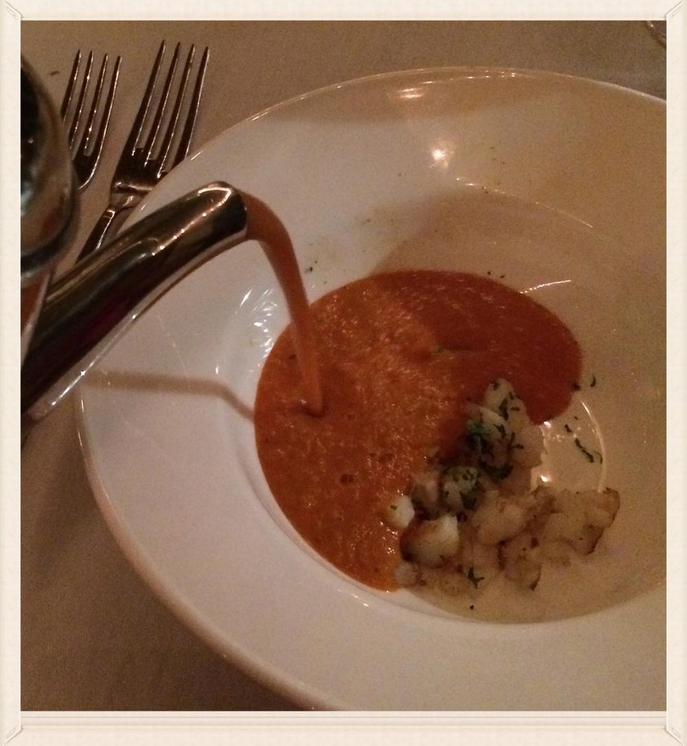 Smoked Tomato Soup