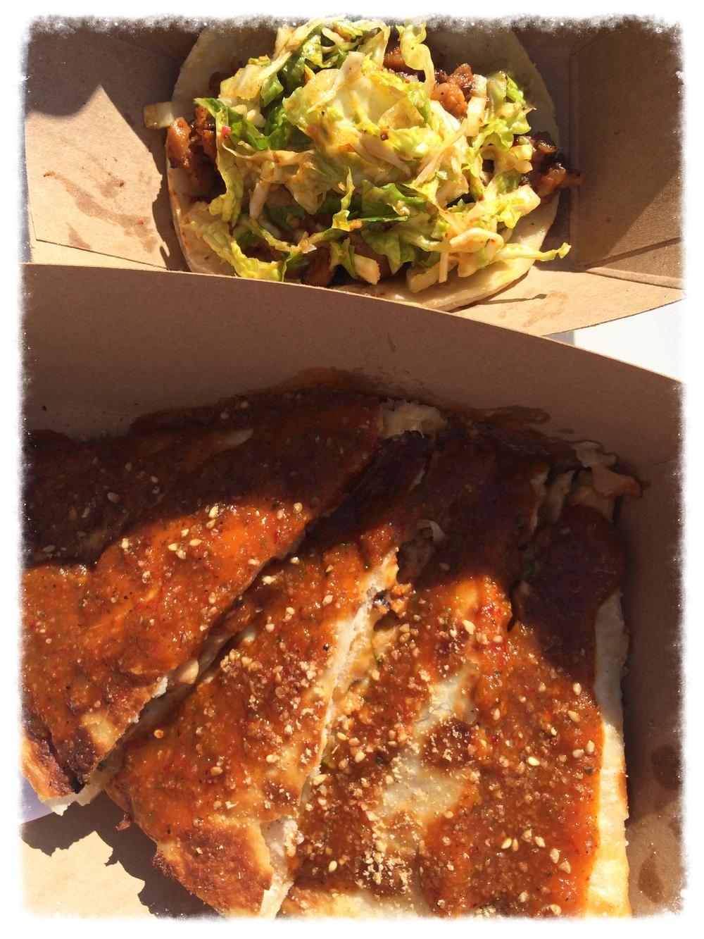 Kogi food truck delights