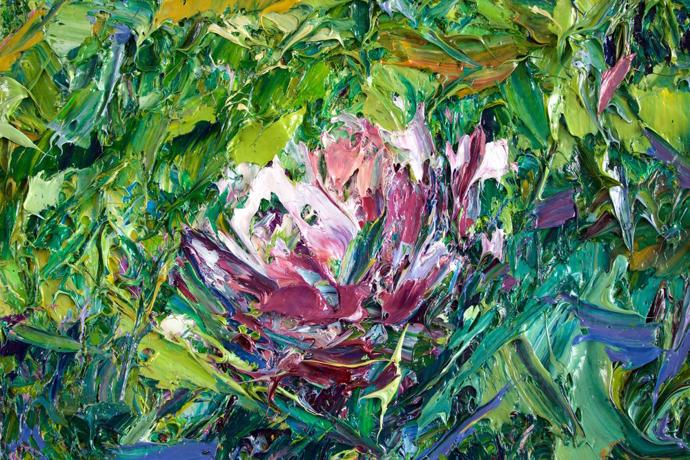 Detail: Garden Passage