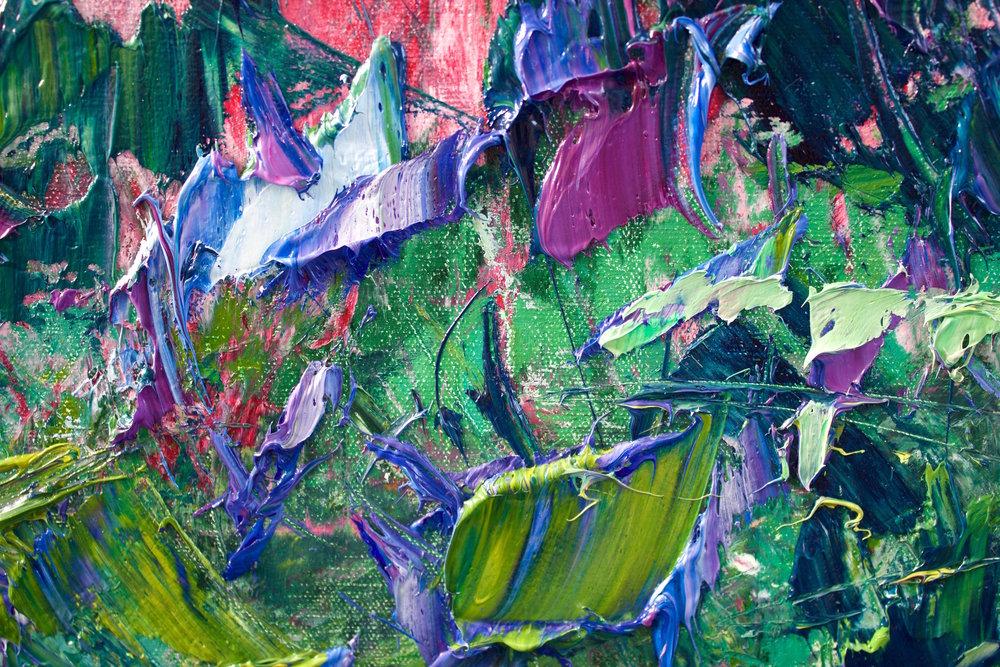 Detail: Garden of Delights