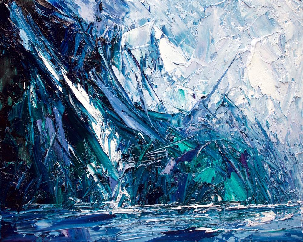 Storm, Fiordland