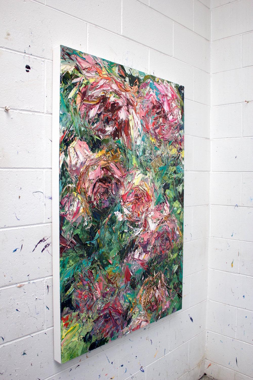 Profile: Cascading Rose