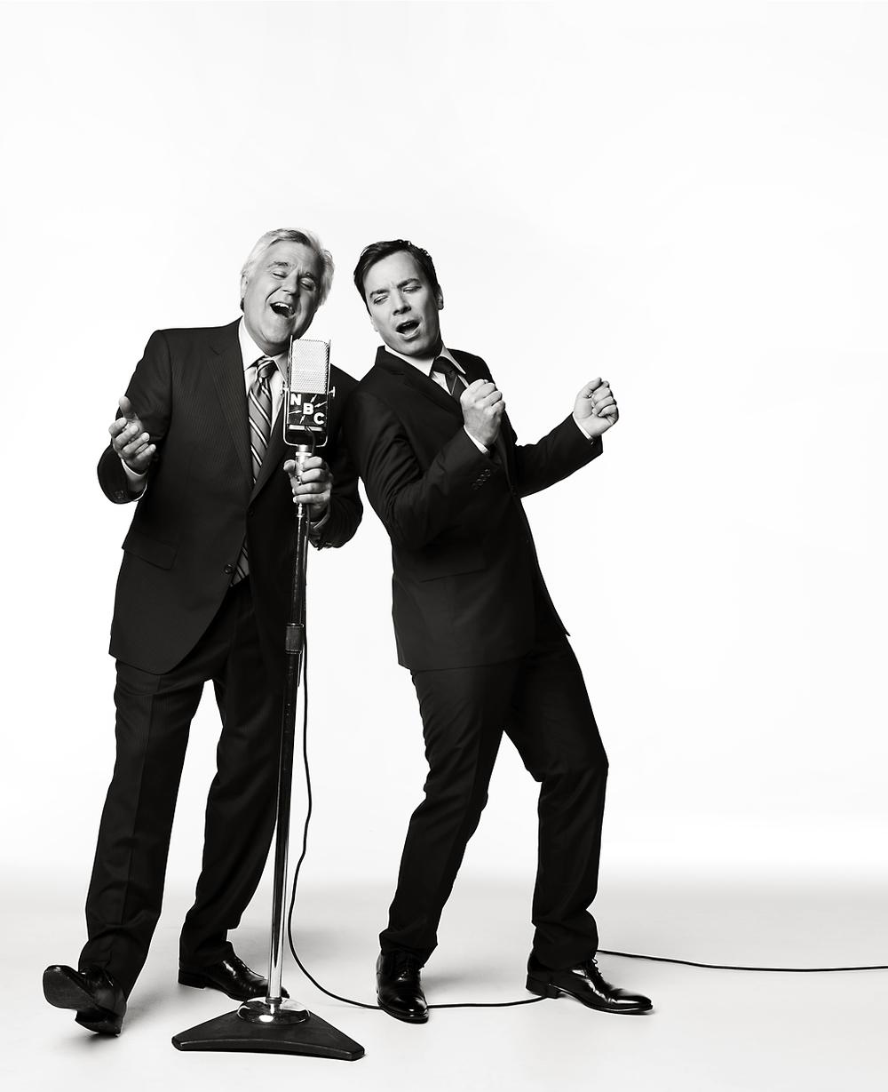 Jay Leno & Jimmy Fallon