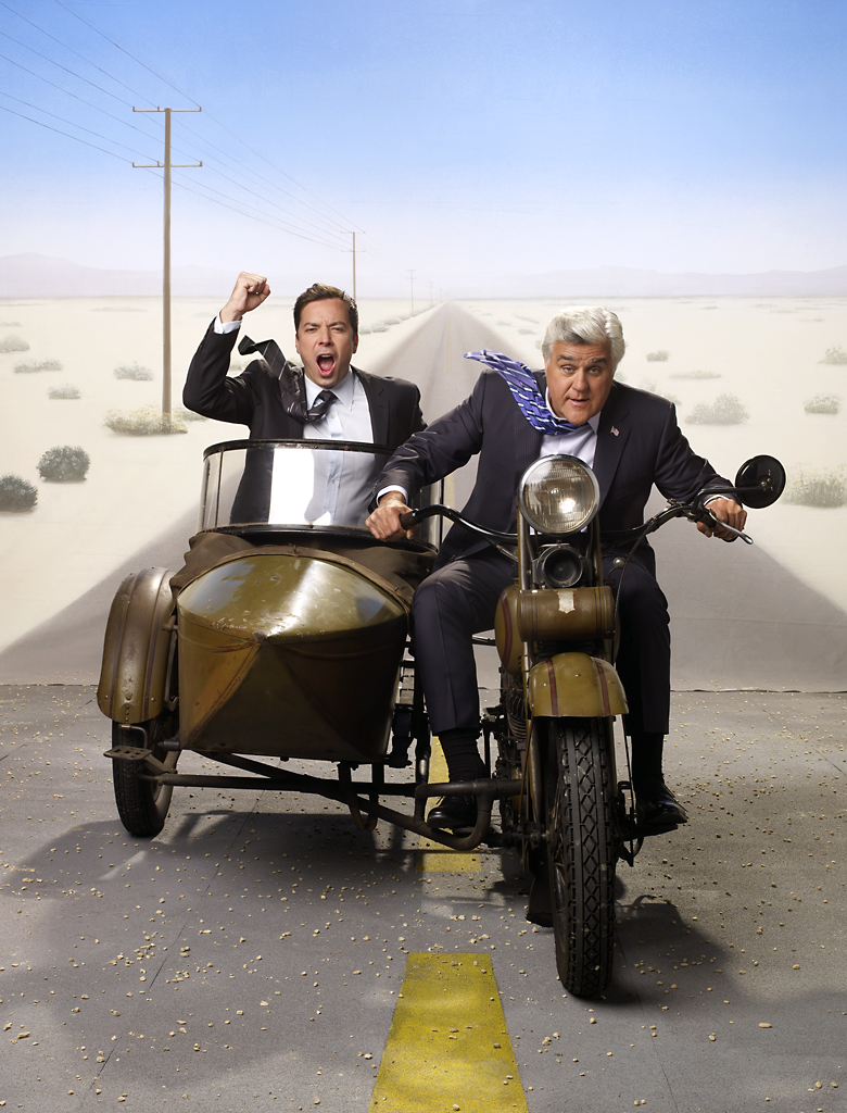 Jimmy Fallon & Jay Leno