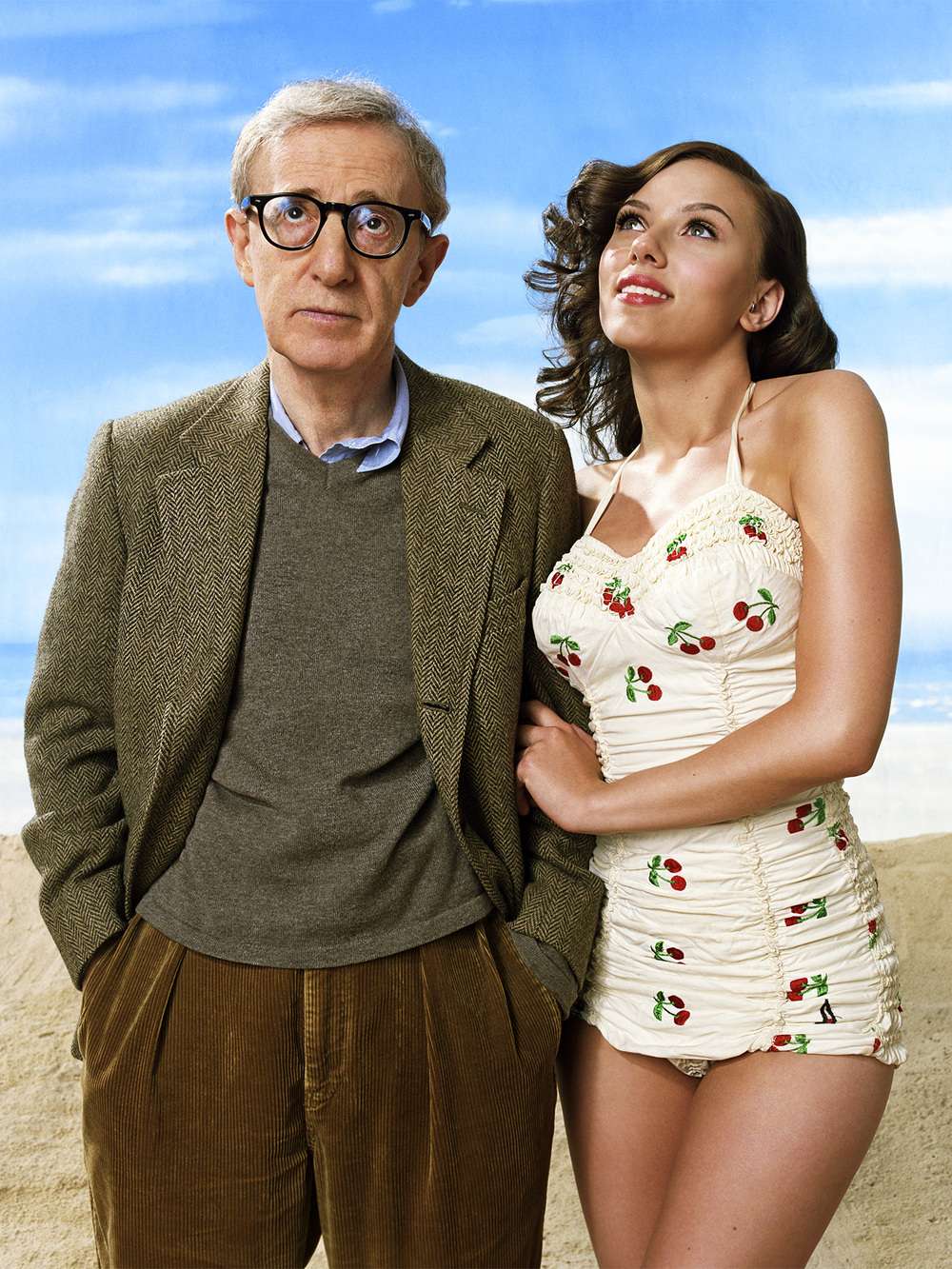 Woody Allen    Scarlett Johansson