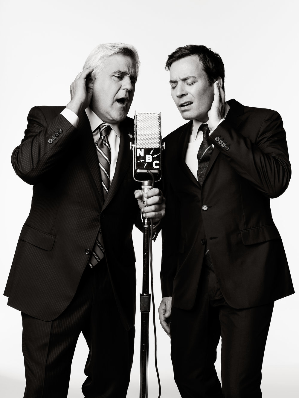 Jay Leno & Jimmy Fallon