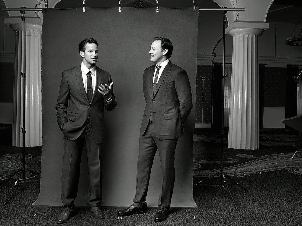 Aaron Schock & Patrick Murphy