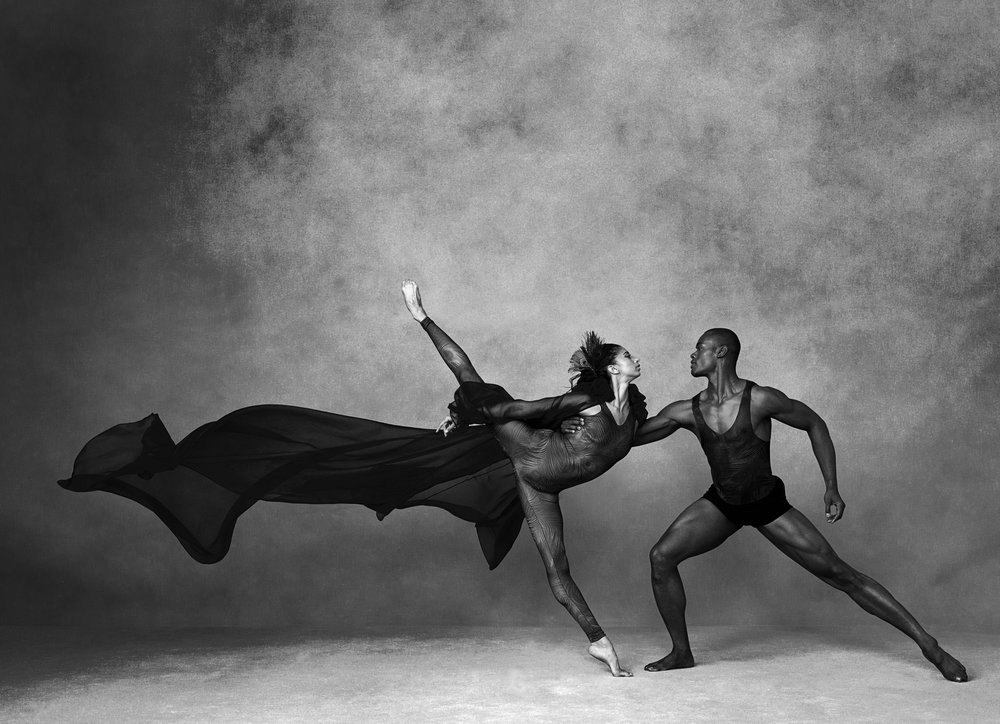 Alvin Ailey American Dance Theater's Alicia Graf Mack and Jamar Roberts.  Photo by Andrew Eccles copy.jpg