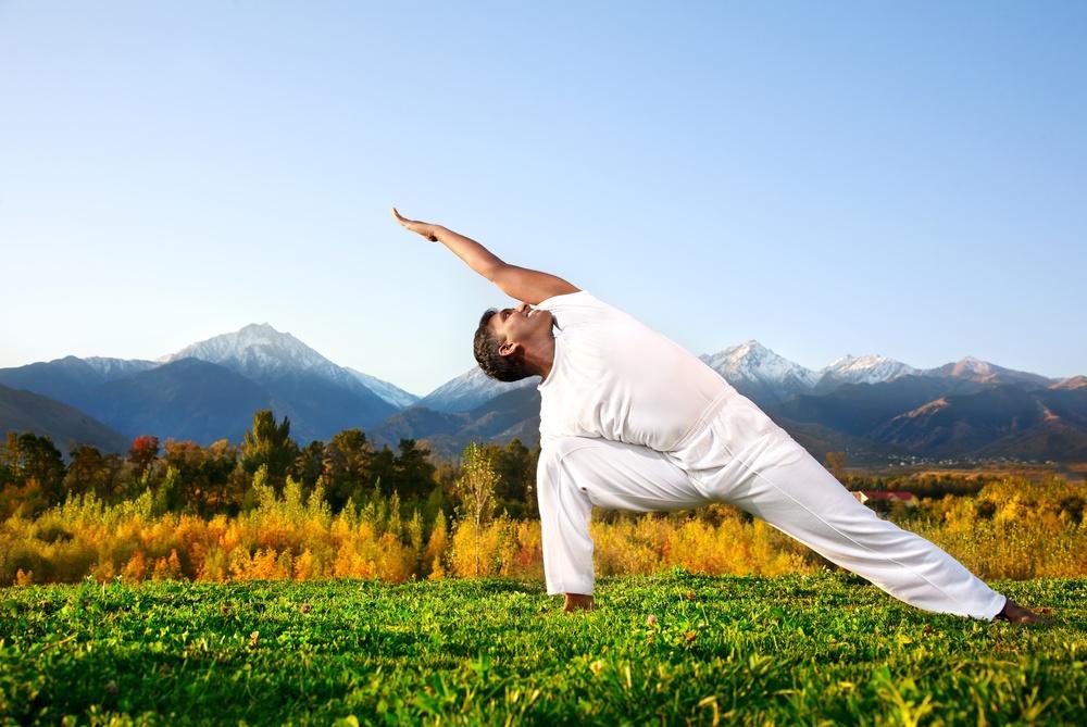 Virtual Yoga - Asana of the week