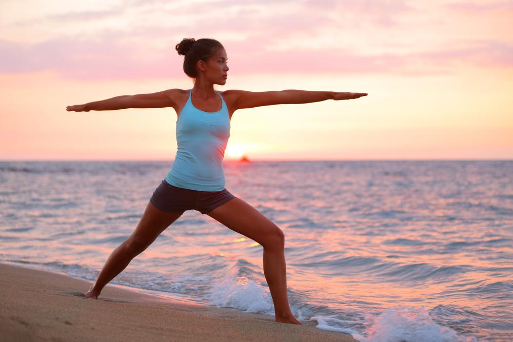 Virtual Yoga - yoga poses
