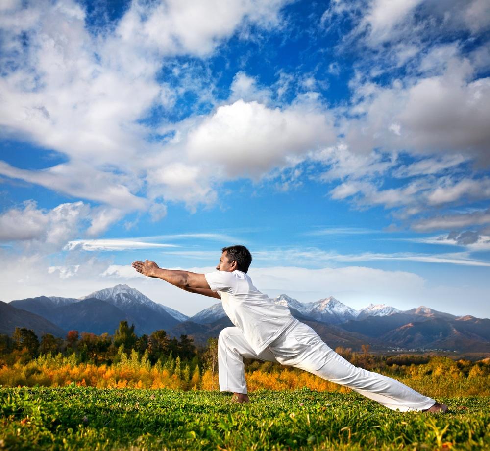 Virtual Yoga - Travel Yoga
