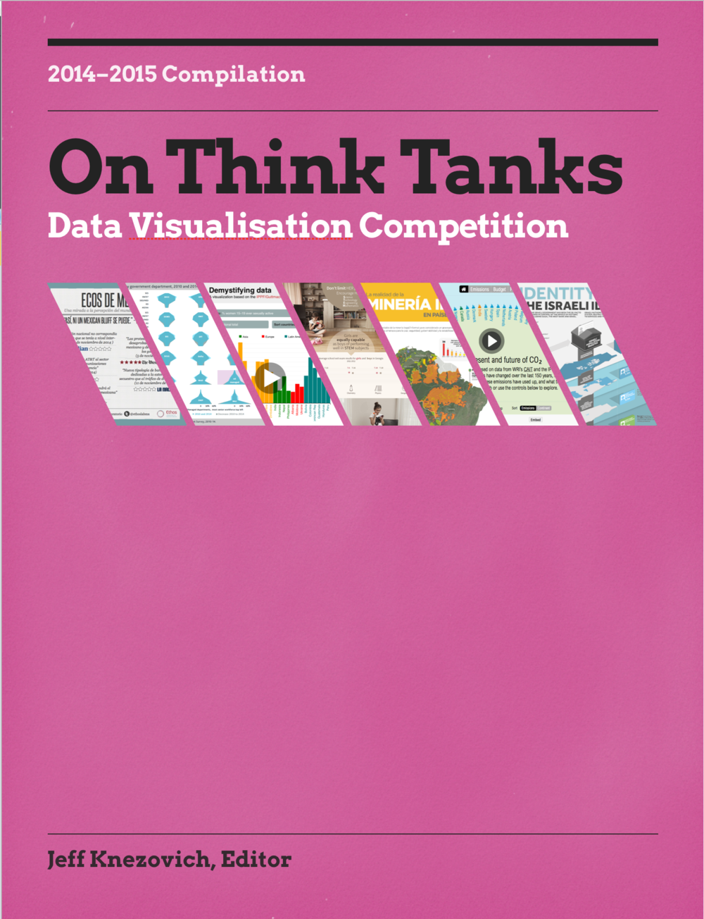 On Think Tanks Data Visualisation Competition: 2014–2015