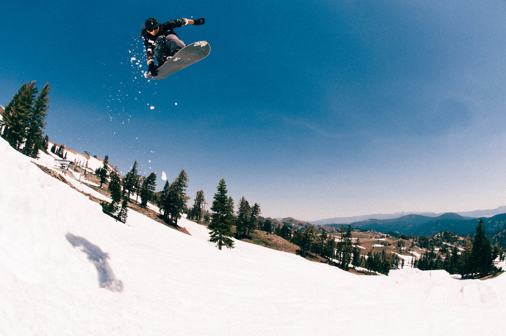 Zander Blackmon | Squaw Valley, Ca | Gray Thompson