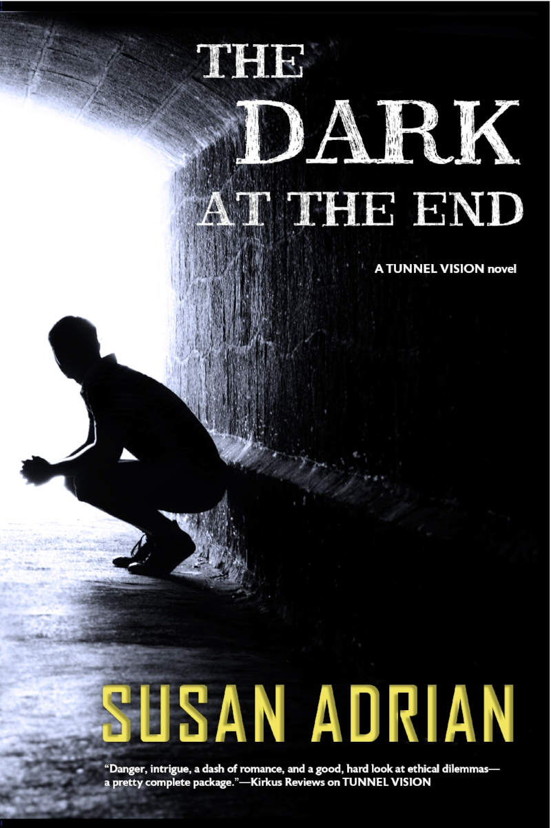 The Dark at the End Cover Avatar