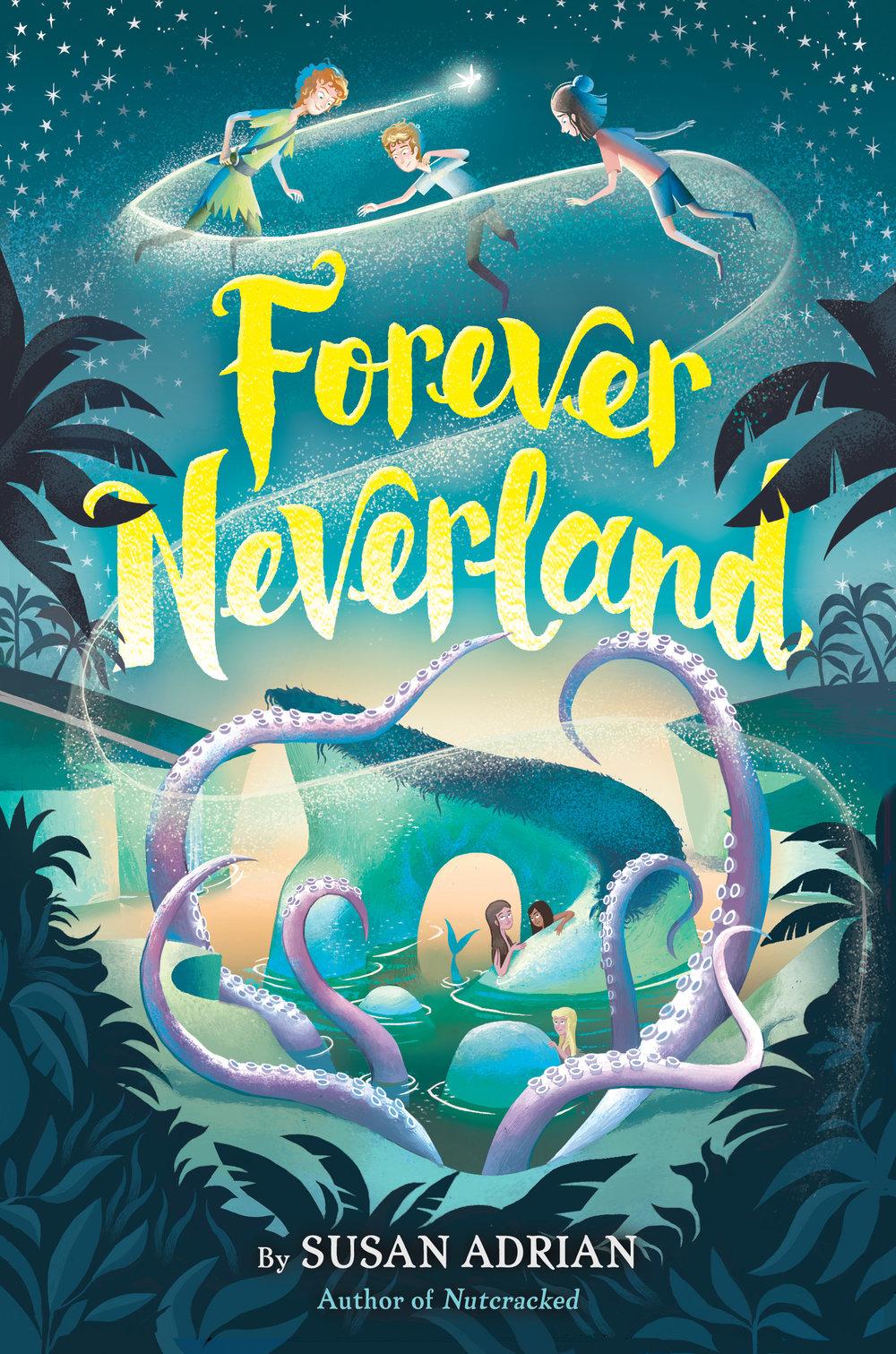 Cover of FOREVER NEVERLAND