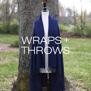 Wraps + Throws
