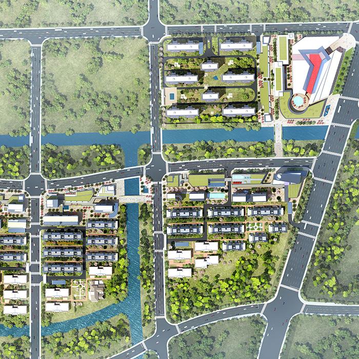 Minhang Maqiao Active Community
