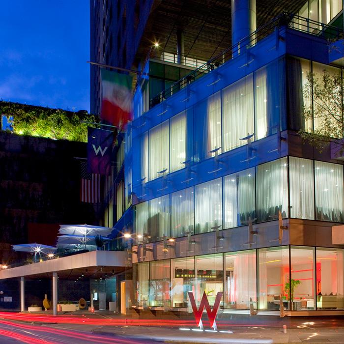 W Hotel Mexico City