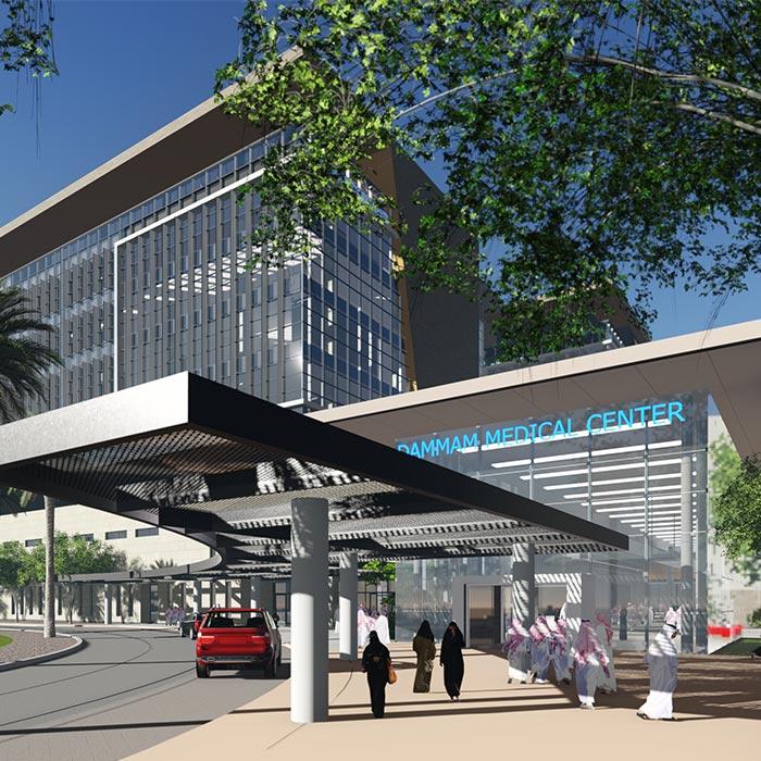 KSA | Dammam Central Hospital