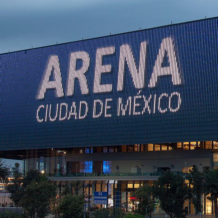 Arena Ciudad de Mexico