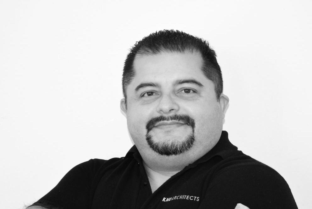 EDGAR RICARDO GOMEZ Construction Administration | Architect