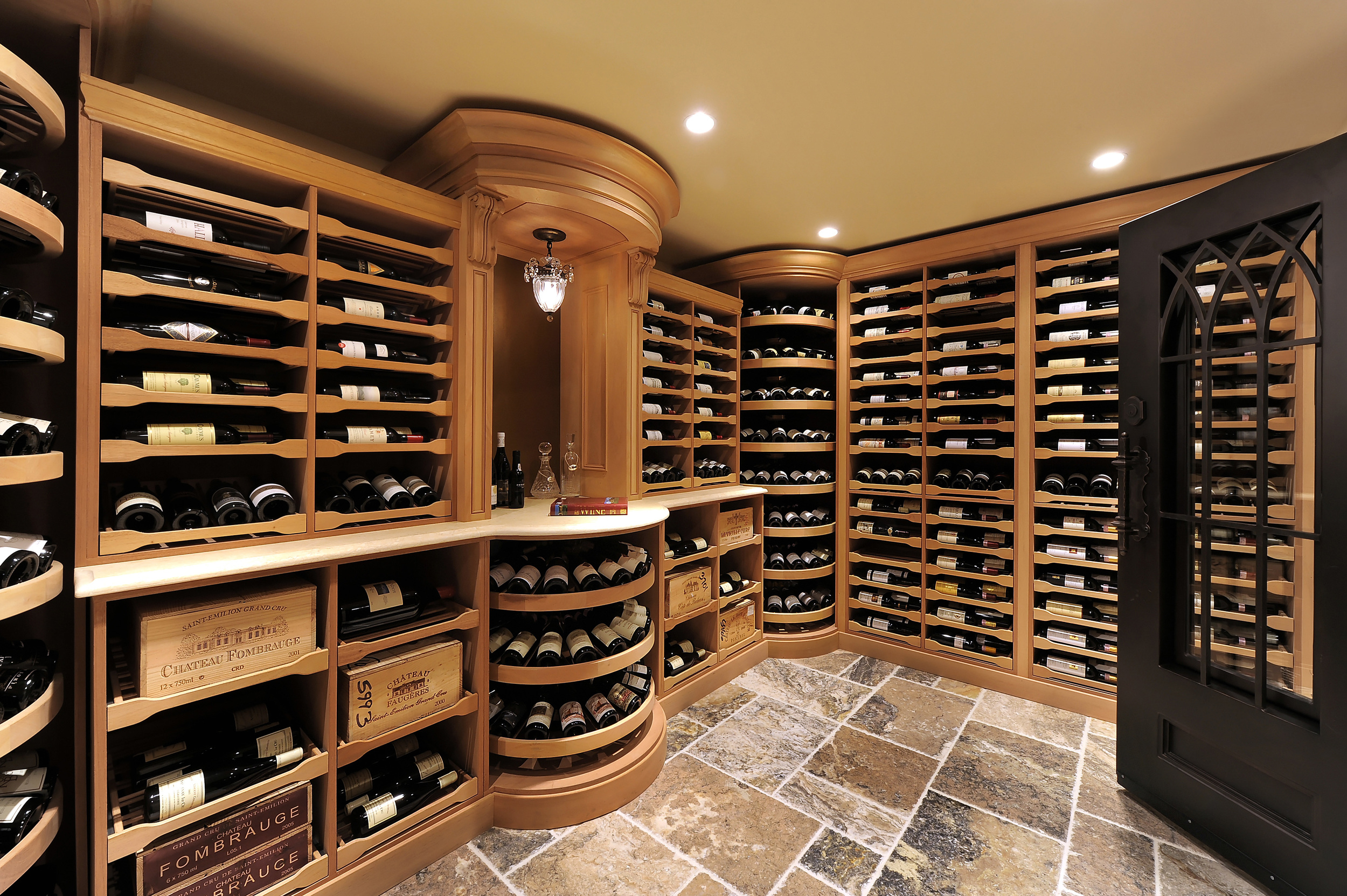 Pleasing 70 home wine cellar closet design decoration of Home wine cellar design