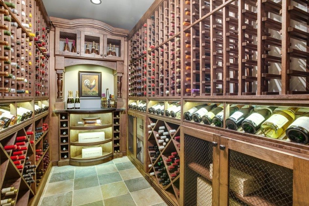Wine Cellars by Lisa Weiss Custom.jpg
