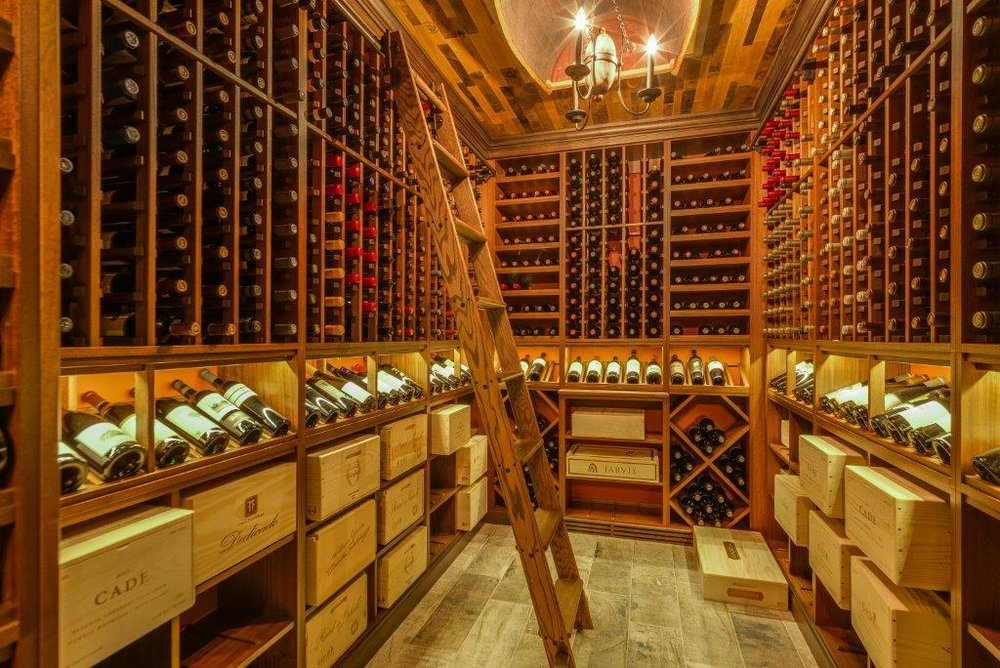 Wine Cellars By Lisa W.jpg