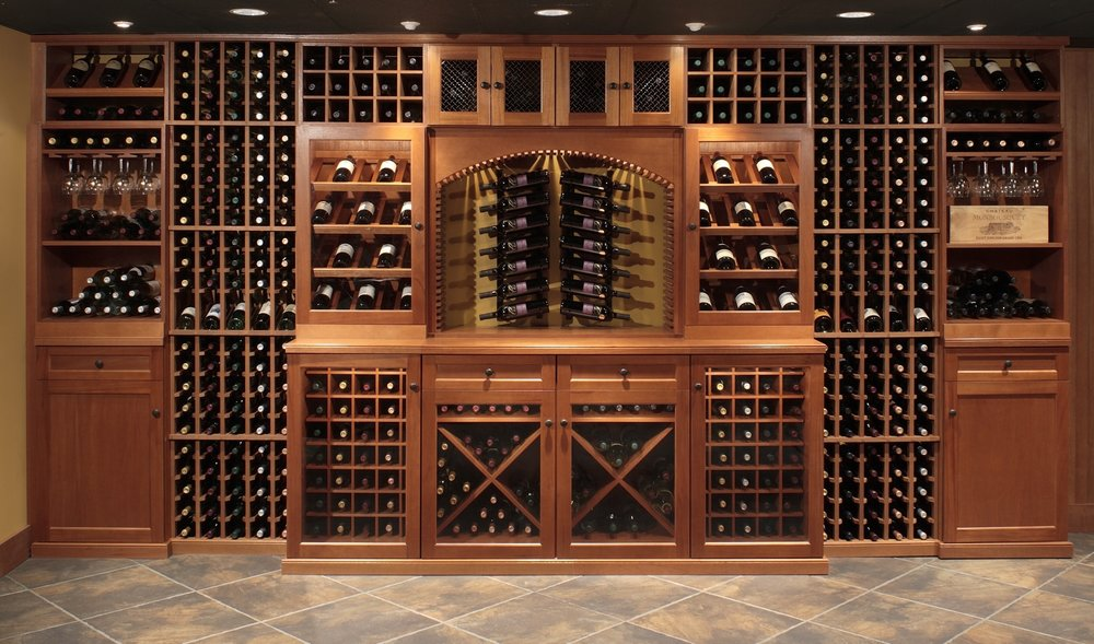 Wine cellars in washington dc virginia maryland for Cost to build wine cellar