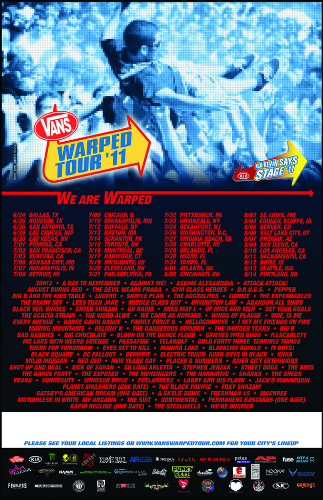 47c1526728 Music 4 Cancer at the Warped Tour — Music 4 Cancer