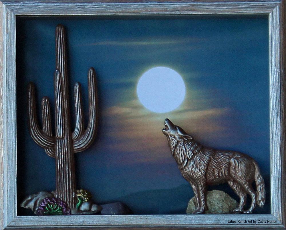 Lobo Serenade by Cathy Norton -