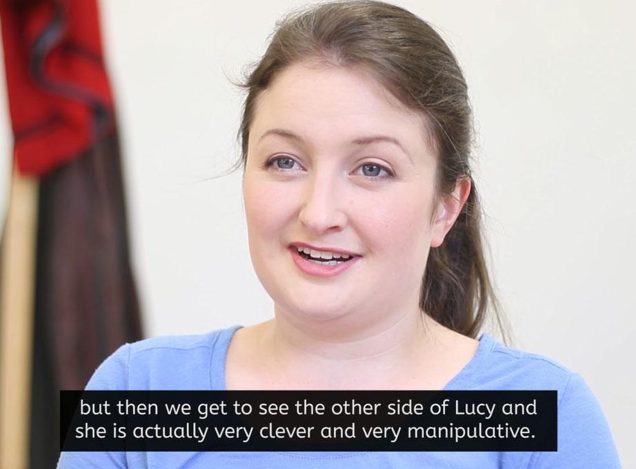Aislinn O'Byrne Finbarr Doyle Interview