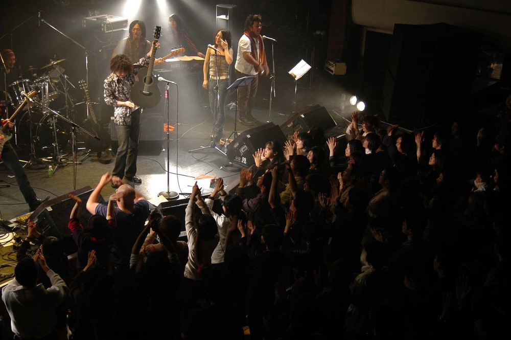 SAFETY SHOES 2004.11.21 TOKYO KINEMA CLUB