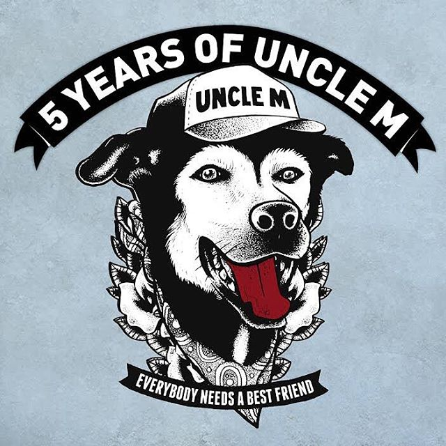 "COMPILATION NEWS: Our good friends @uncle_m_music are celebrating a 5 year Birthday with the release of rare tracks compilation TODAY featuring friends and comrades.... ""Blacklight"" is an unreleased demo song of ours and the first track we wrote for our new album.....plus it's the first song on the compilation! What an honour.  Available on: @itunes @spotify @amazonmusic & @deezer  Lots of cool bands featured so worth a look/listen/stream/purchase....including: @smileandburn 