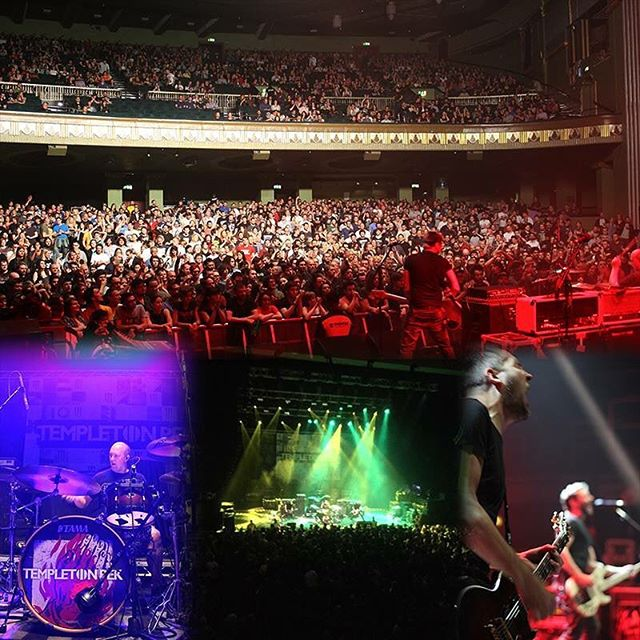 1 year ago today we finished up the Summer Nationals tour with @offspring and @badreligionband at a Sold out Hammersmith @eventimapollo in London it's going to be hard to top that show. #tbt #throwbackthursday #offspring #badreligion #punkrocksummernationals #templetonpek #hardlineent