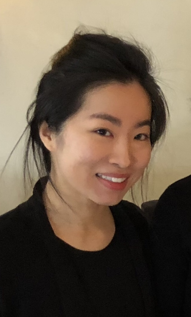 Amy Chou, Yoga Teacher in training/New York