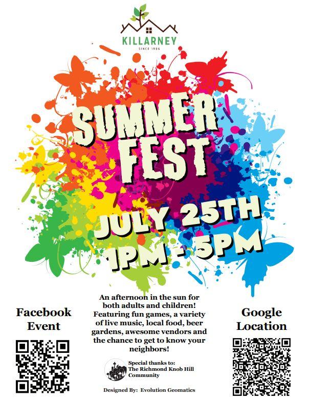 Killarney Summer Fest