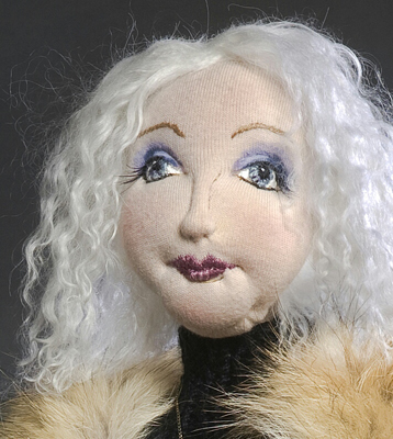 Doll Workshop with Susan Furneaux