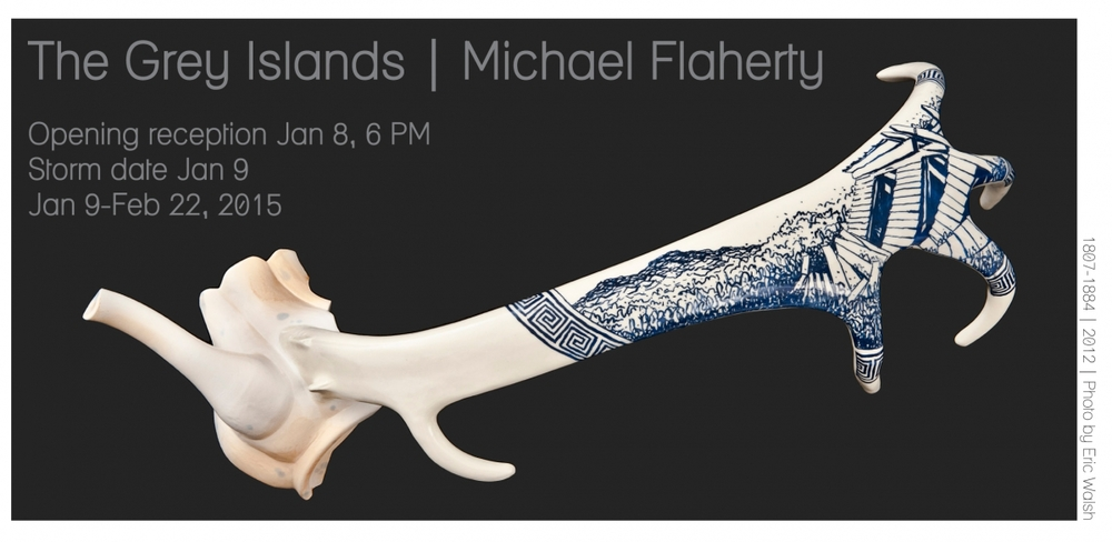 The Grey Islands - Michael Flaherty